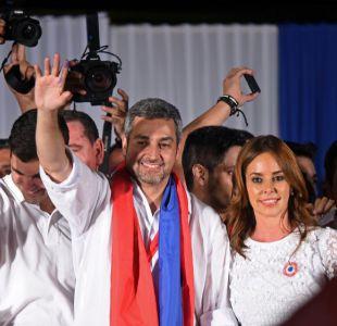 El oficialista Mario Abdo Benítez ganó la presidencia de Paraguay