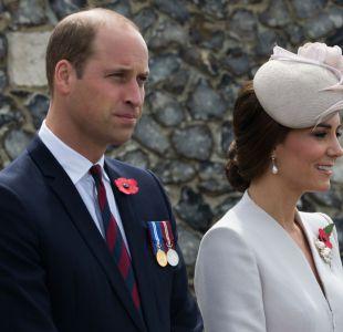 Kate Middleton se prepara para dar a luz a su tercer hijo