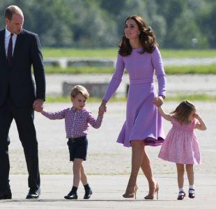 Corona británica: Nace tercer hijo del príncipe William y Kate Middleton