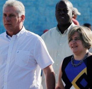 [VIDEO] Lis Cuesta, la esposa del nuevo presidente de Cuba que retoma el título de primera dama