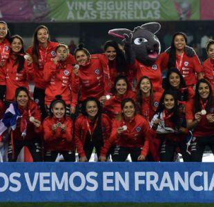 Presidente Piñera y ministra del Deporte recibirán en La Moneda a selección chilena femenina