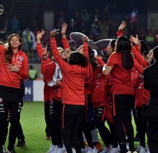 ¿Cuándo juega La Roja femenina el repechaje para los Juegos Olímpicos?