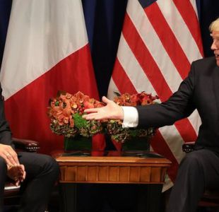 Por qué se entienden tan bien Donald Trump y Emmanuel Macron y qué impacto puede tener para el mundo