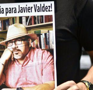 México anuncia la captura del presunto responsable de la muerte del periodista Javier Valdez