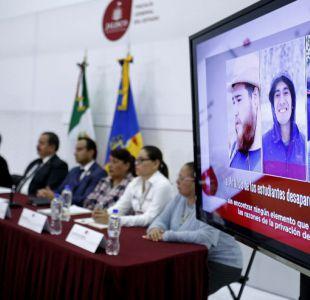 [VIDEO] Confirman muerte de tres estudiantes de cine desaparecidos en México