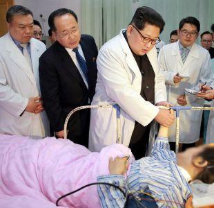 Kim Jong-un expresa su amarga tristeza por fatal accidente de turistas en Corea del Norte