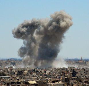 [VIDEO] Trump dice que EE.UU. quiere dejar una huella duradera en Siria