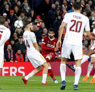 [Minuto a Minuto] Liverpool goleó 5-2 a Roma en las semifinales de la Champions League