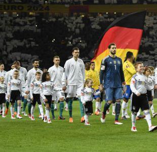Alemania presenta formalmente su candidatura para organizar la Eurocopa 2024