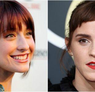 Allison Mack trató de reclutar a Emma Watson para un culto sexual.