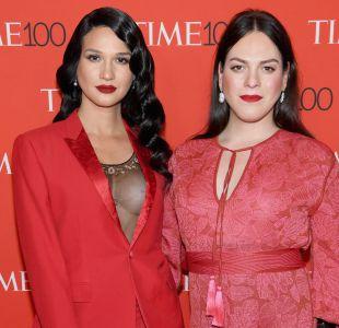 [VIDEO] Daniela Vega deslumbra en la alfombra roja de la revista TIME