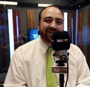 [VIDEO] Fuad Chahin y elecciones en la DC: Hay que rearmar un partido que está debilitado