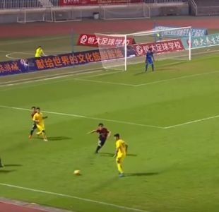 """[VIDEO] El golazo del """"10"""" chileno de la Sub 17 de Boca Juniors"""