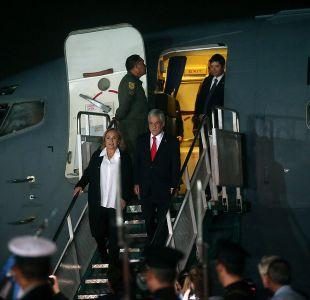 Piñera inicia visita a Argentina en medio de polémica por nombramiento de su hermano como embajador