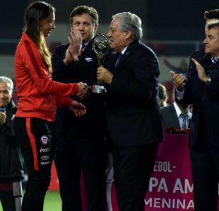 [VIDEO] Liga femenina se reactiva tras histórica clasificación de Chile al Mundial