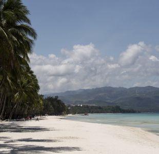 Filipinas cierra Boracay al turismo con un fuerte despliegue de seguridad