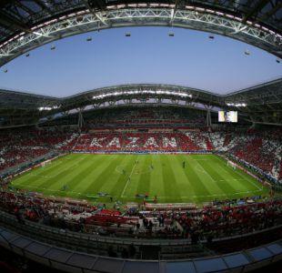 ¿Marihuana o cocaína en los estadios del Mundial?