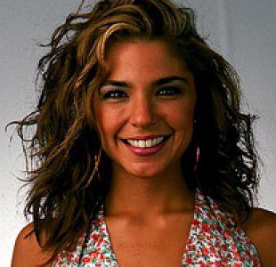 "Úrsula Achterberg saltó a la fama en 1999 con la teleserie ""Fuera de control"""