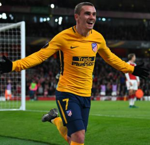 Atlético de Madrid logra épico empate ante Arsenal y se acerca a final de Europa League