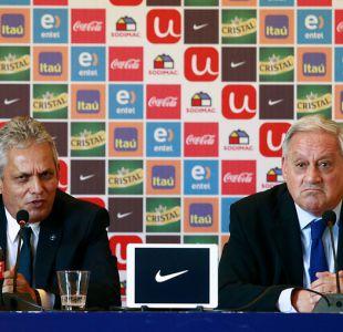 Arturo Salah anuncia sanción a clubes que nieguen ir a sus convocados a La Roja