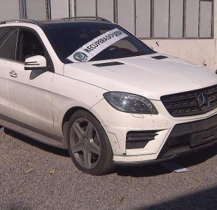 [VIDEO] La empresa de los autos robados