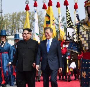 Las dos Coreas buscarán un régimen de paz para poner fin a la guerra