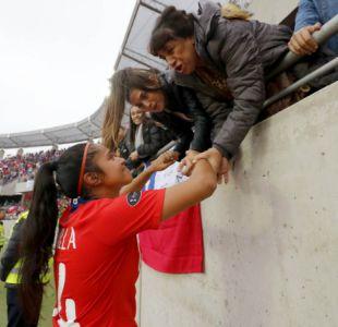 [VIDEO] Fernanda Pinilla, una futbolista en la ciencia