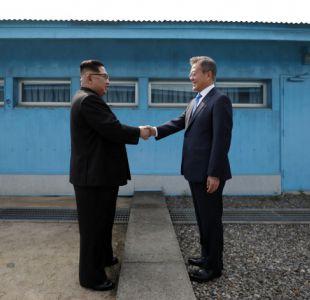 Sorpresas en una cumbre intercoreana planificada al milímetro
