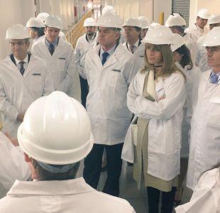 [FOTOS] Inauguran en Teno la fábrica de alimentos de mascotas más grande del país