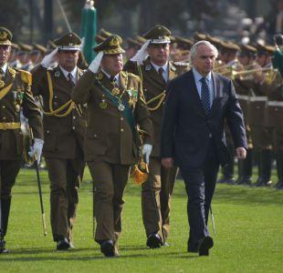 General de Carabineros reitera que le fallamos al país en aniversario institucional