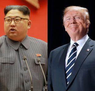 [VIDEO] Trump asegura que no será manipulado por Corea del Norte