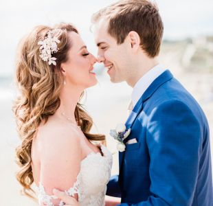 [FOTOS] Youtuber pidió que no photoshopearan su foto de boda: esto le respondieron sus fans
