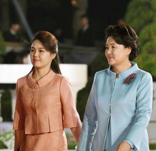 [VIDEO] ¿Quiénes son las primeras damas de los líderes de las dos Coreas?