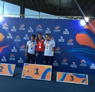 [VIDEO] Atletas paralímpicos logran medallas para Chile en tradicional torneo en Brasil