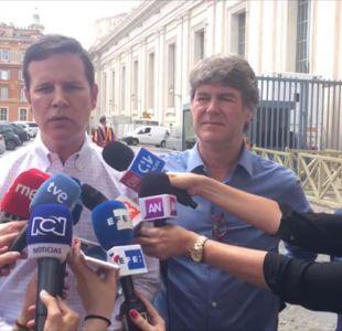 [VIDEO] Papa Francisco inicia encuentros con víctimas de Karadima