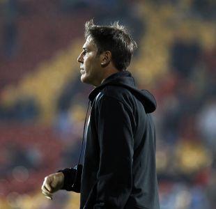 [VIDEO] El listado de entrenadores que baraja Universidad de Chile para reemplazar a Hoyos