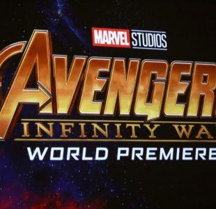 [VIDEO] Sin spoilers: ¿Por qué Chile aparece en los créditos de Avengers: Infinity War?