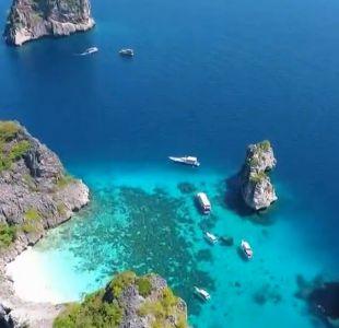 Misteriosa criatura submarina desata el temor de un apocalipsis en Filipinas