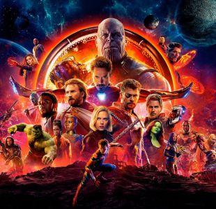 Avengers: Infinity War rompe récords en Chile y el mundo