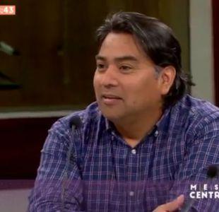 """[VIDEO] Pedro Cayuqueo dice que la """"violencia política"""" pone el conflicto mapuche en pauta"""