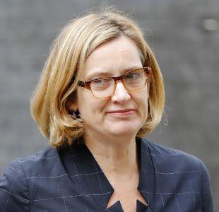 Renuncia la ministra del Interior británica, Amber Rudd, tras polémica sobre inmigración