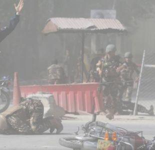 Estado Islámico reivindica doble atentado suicida en Kabul