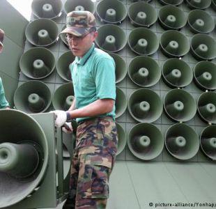 Seúl desmantelará altavoces de propaganda en la frontera