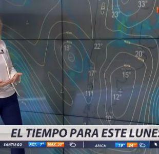 [VIDEO] ¿Lloverá esta semana en la zona central?