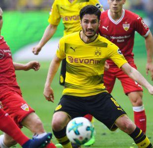 [VIDEO] Jugador del Borussia Dortmund anuncia su reciente fichaje... por la Universidad de Harvard