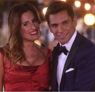 Francisca Sfeir y Juan Pablo Queraltó
