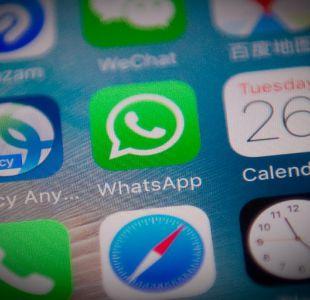 PDI alerta por envío de falso audio de WhatsApp