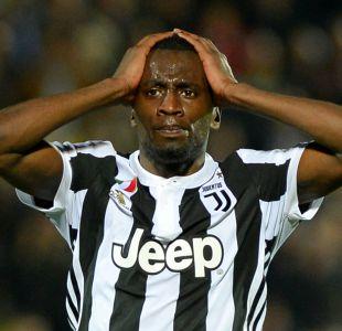 Investigan gritos racistas contra Blaise Matuidi en el partido de la Juventus y el Inter