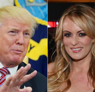 [VIDEO] Caso Stormy Daniels: Actriz porno demanda a Donald Trump por difamación