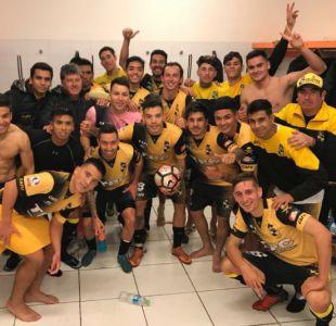Coquimbo Unido golea 4-0 a Deportes Recoleta por Copa Chile